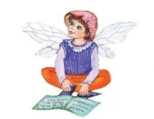 Марк 91 - илюстрация детска книжка